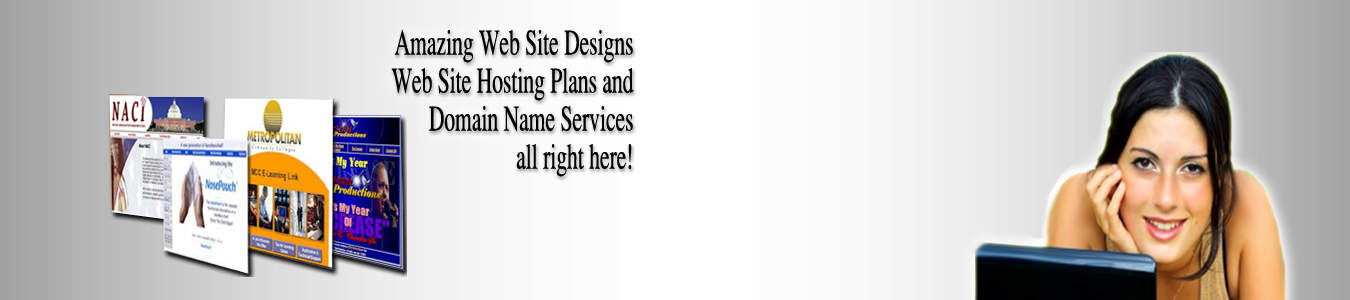 Web Site Hosting & Design