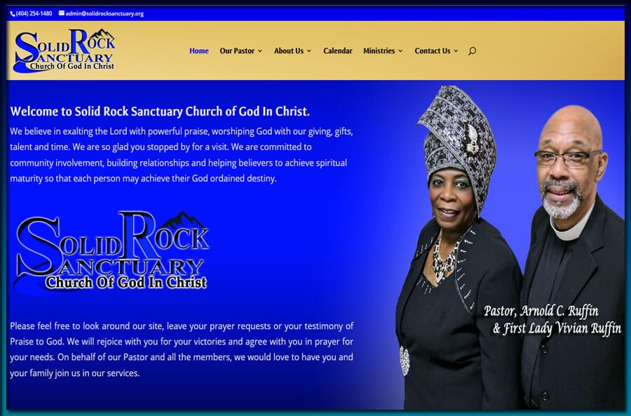 Solid Rock Church Of God In Christ