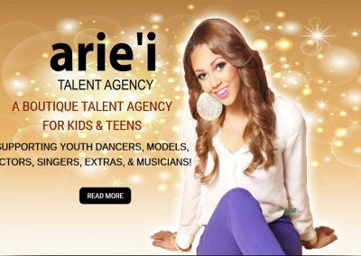 Boutique Talent Agency For Kids & Teens