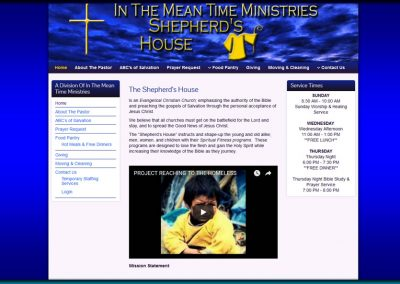 In The Mean Time Ministries