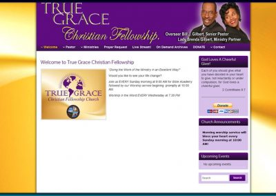 True Grace Christian Fellowship