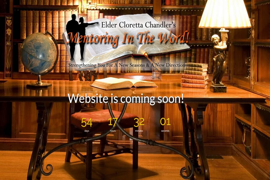 Mentoring In The Word – MLCM Training Site