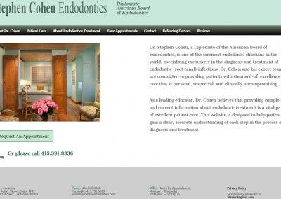 Cohen Endodontics