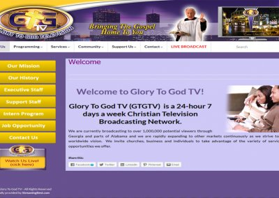 Glory To God TV