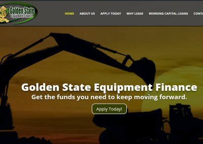 Golden State Equipment Finance