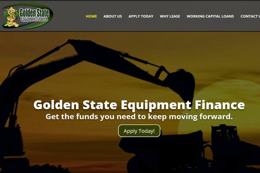 Golden State Equipment Finance