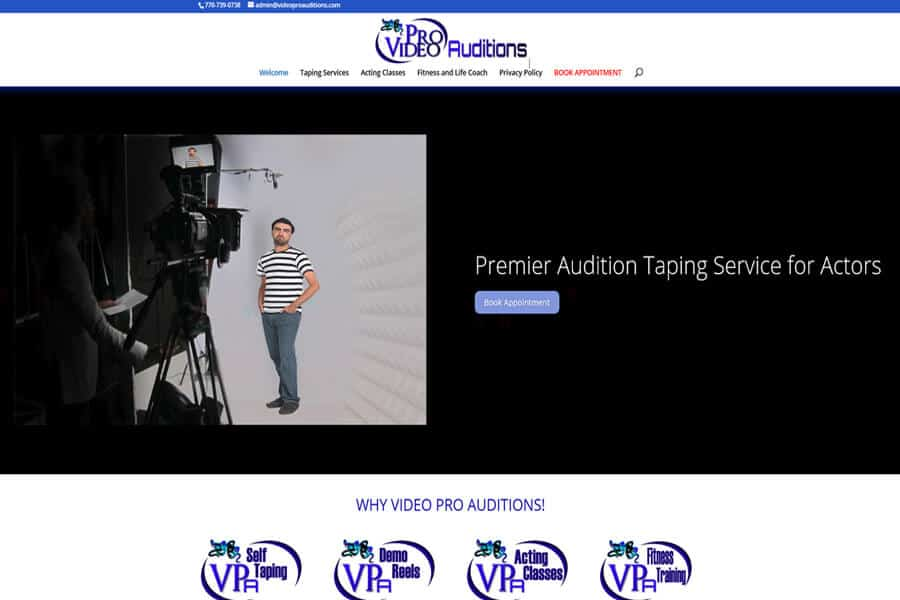 Video Pro Auditions