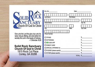 SolidRock_Envelope_6x9_Front_SmallDraft