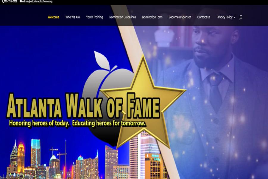 Atlanta's Walk Of Fame