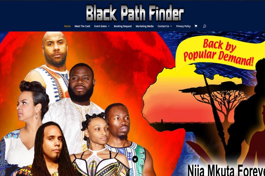 Black Path Finders
