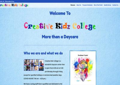 Creative Kidz College